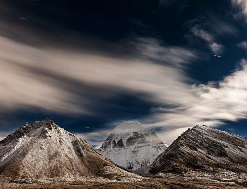 Sacred Mountains of Tibet
