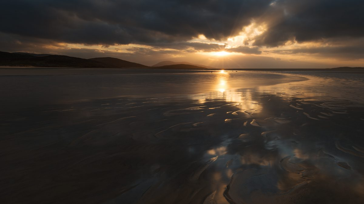 Isle of Harris, Scotland, Beach, Sunset, Photography Tour, Chinese